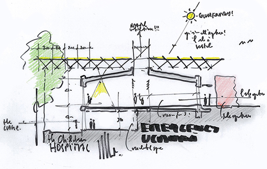 RenzoPiano_Emergency_2016 Sketch